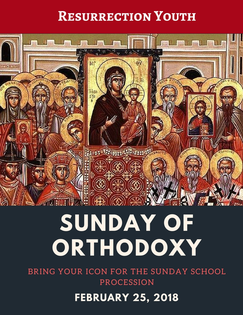Sunday of Orthodoxy (2)