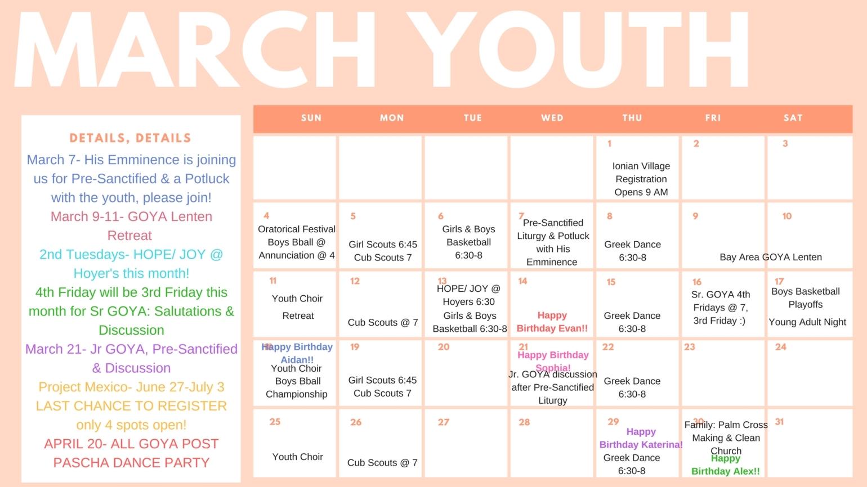 Pastel 2018 Monthly Calendar (3)
